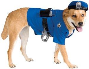 Такому полицейскому можно доверять