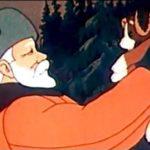 Мультфильм Крепыш, 1950 года, СССР