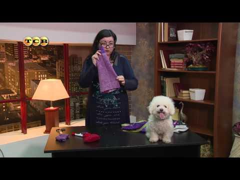 Одежда для собаки из старого свитера. Модно, удобно и просто!