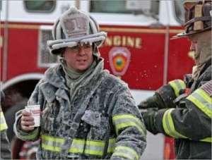 Британские пожарные помогли за два года более 10 тысячам попавшим в беду животным