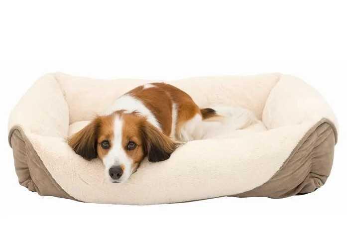 лежанка для собаки в подарок