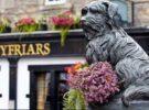 Памятник собаке за преданность и верность