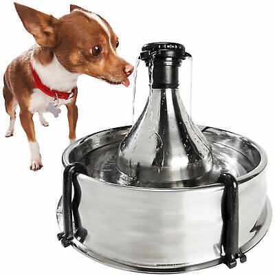 питьевой фонтанчик для собаки