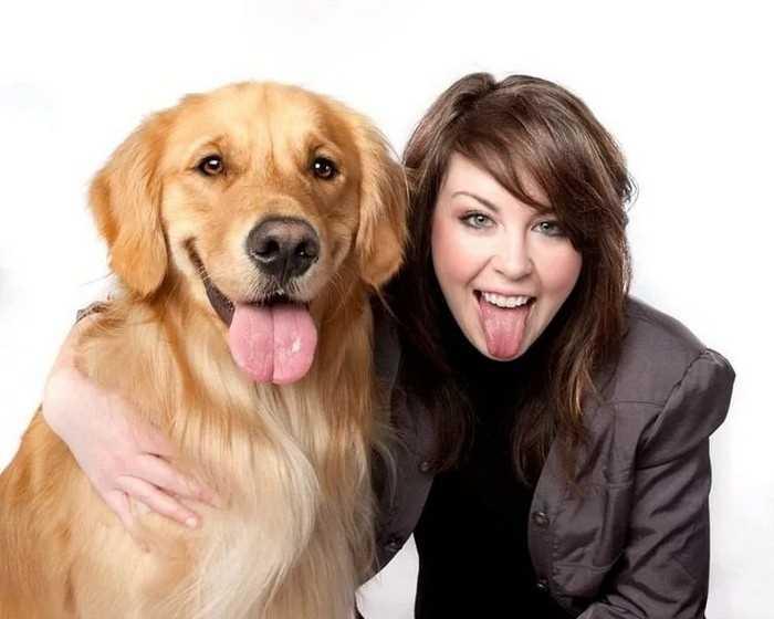 изучай язык тела собаки
