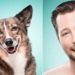 Владельцы собак похожи на своих питомцев - 10 забавных фото